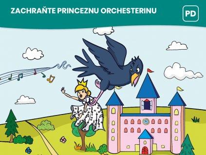 Princezna Orchestrina PD