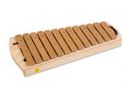 SXG 1000 xylofon sopranovy diatonicky studio 49