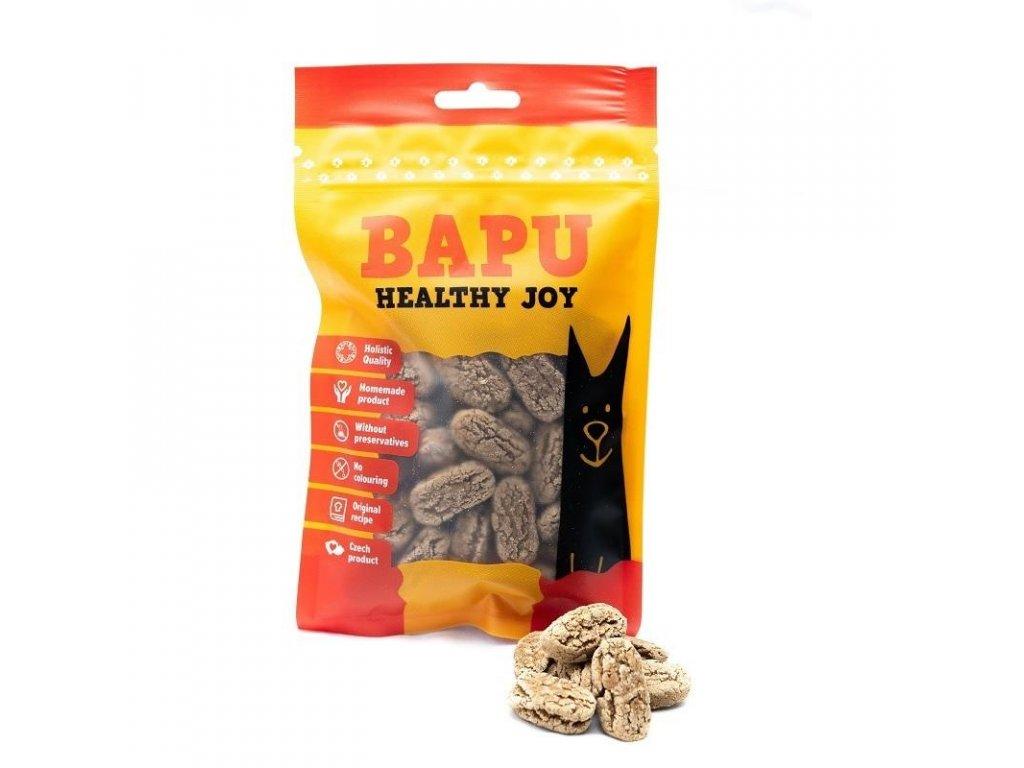 konopné játrové sušenky