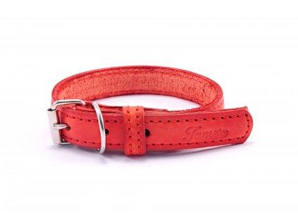 2,5 cm červený