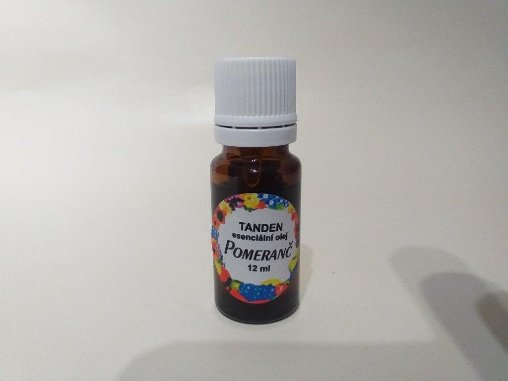 Pomeranč esenciální olej