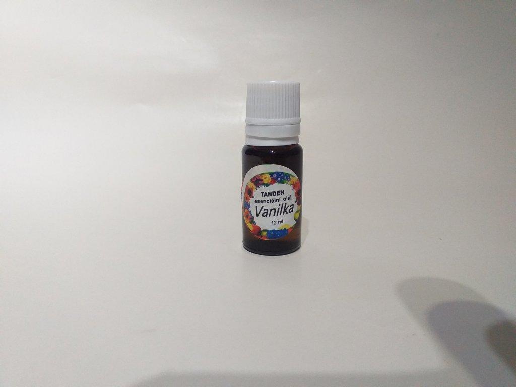 Vanilka esenciální olej