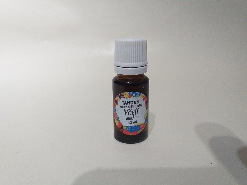 Včelí med esenciální olej