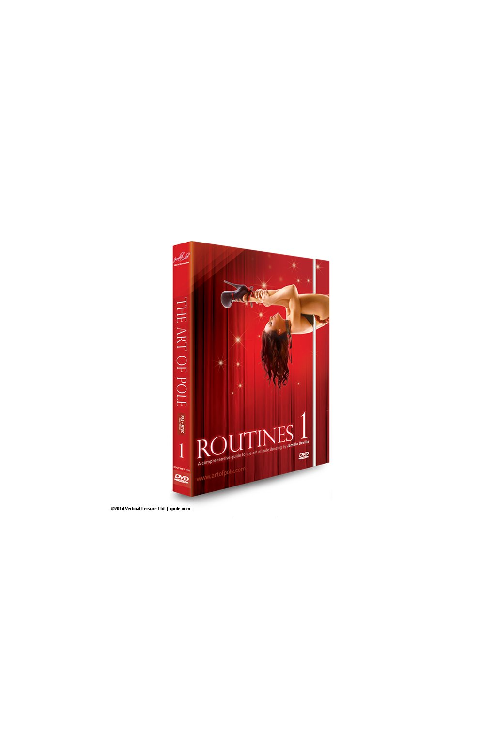 DVD JD R01