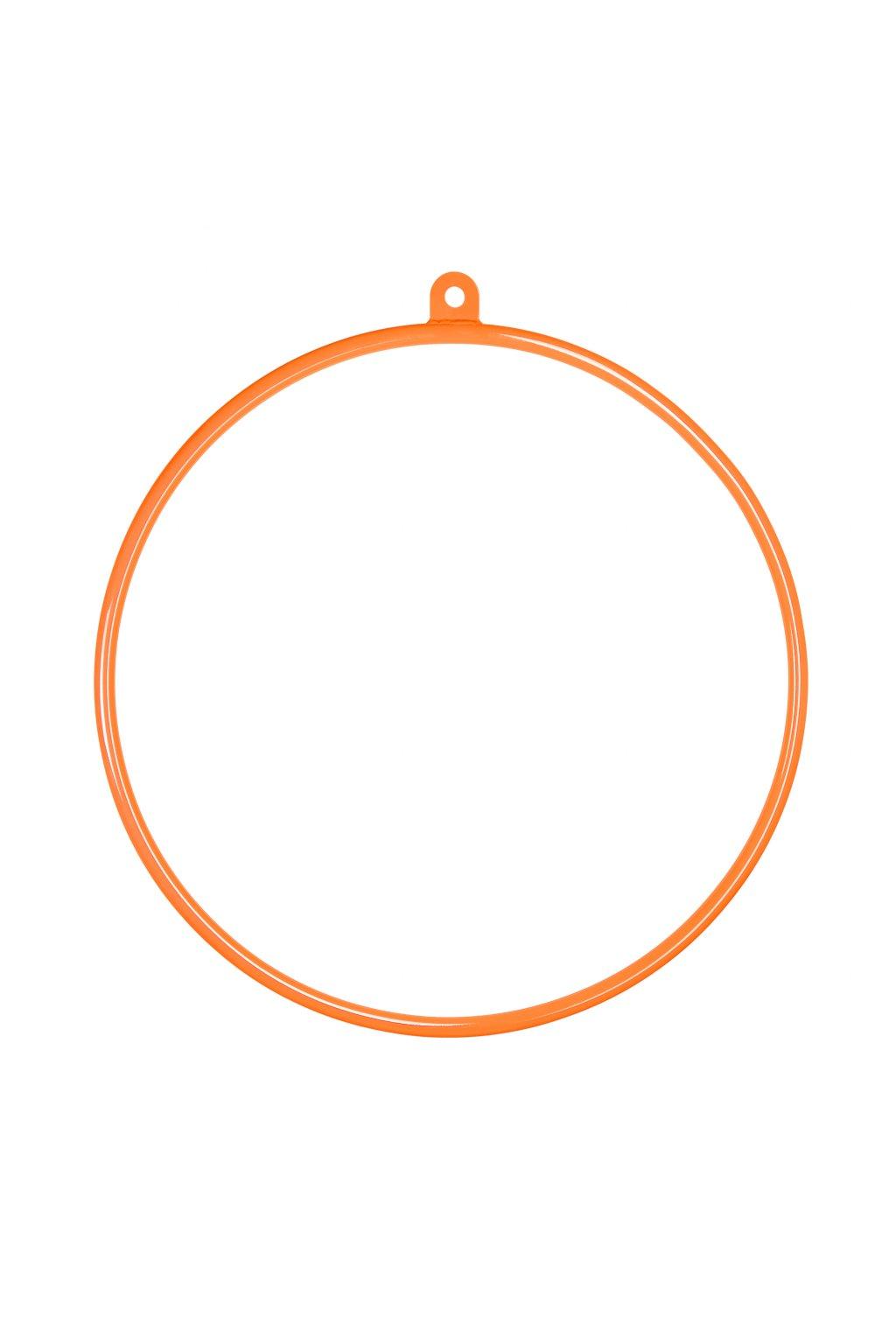 Kruh Aerial Hoop SINGLE - čierny