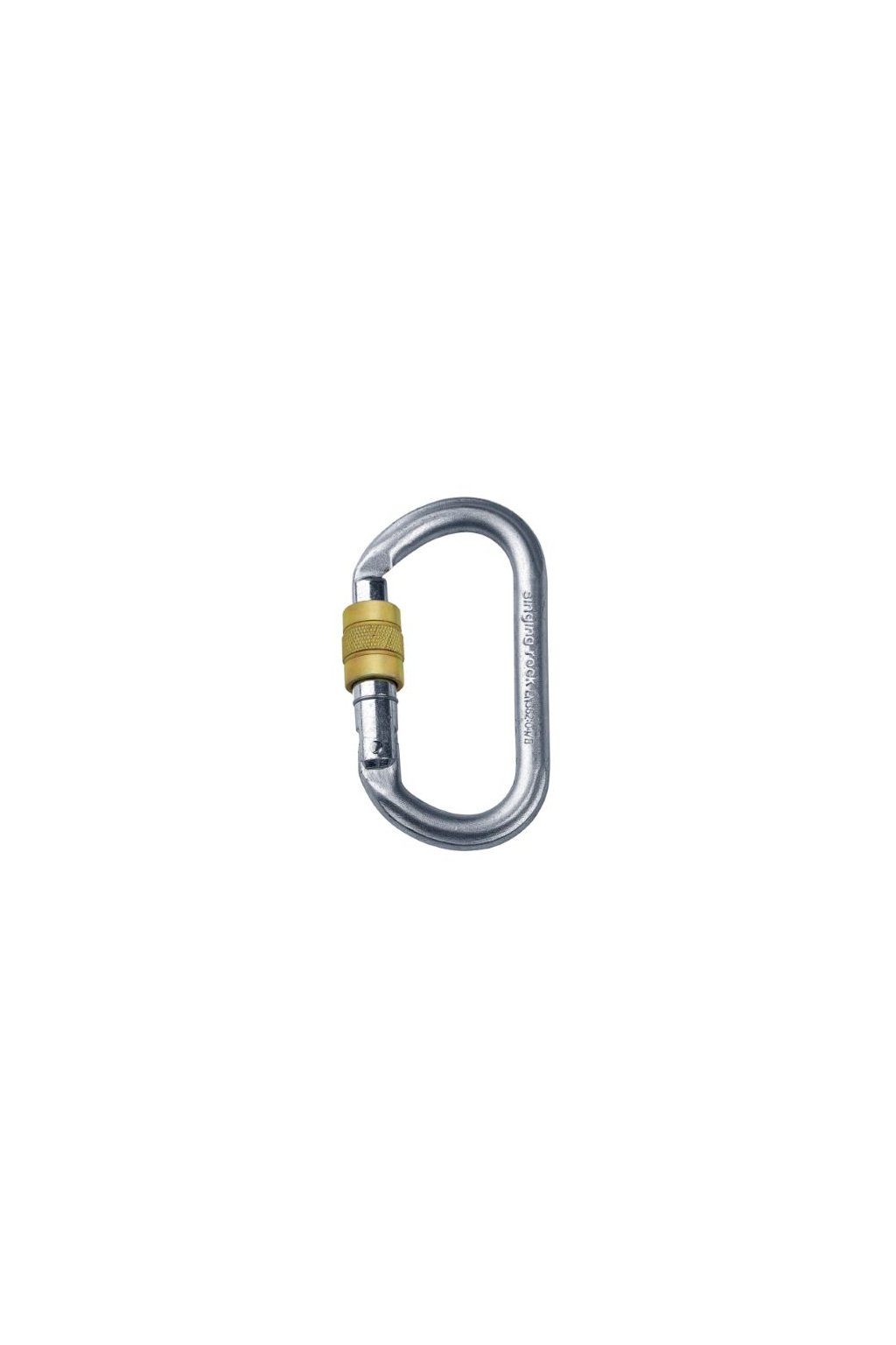 CA Oval steel screw