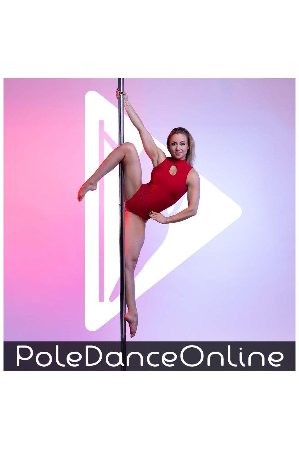 Pole Dance Online - 12 mesiacov