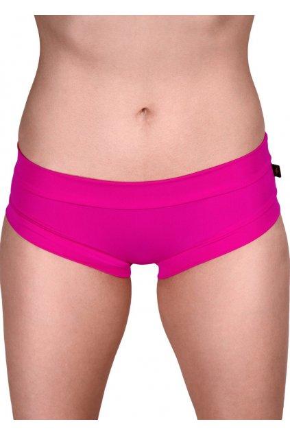 Šortky Hot Pants ružová