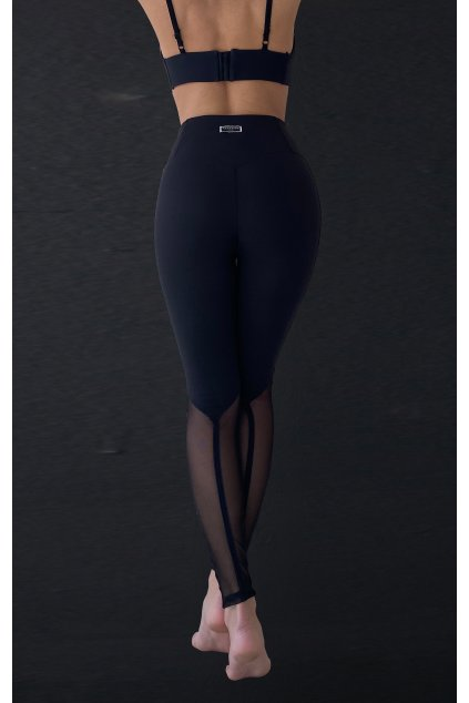 EXOTIQUE BACK SEAM LEGGINGS 3