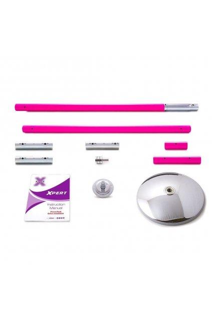 XPert 45mm powder coated pink home set NXN45PDPK