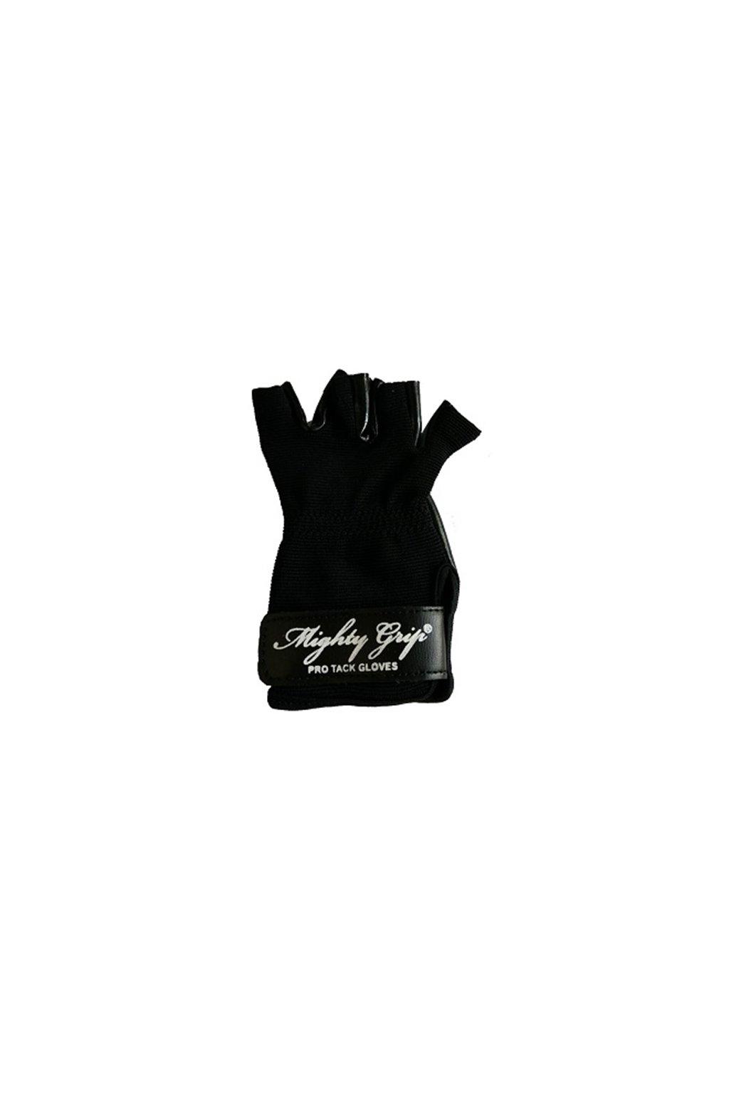 227 0 Mighty Grip gloves pro tack black sm