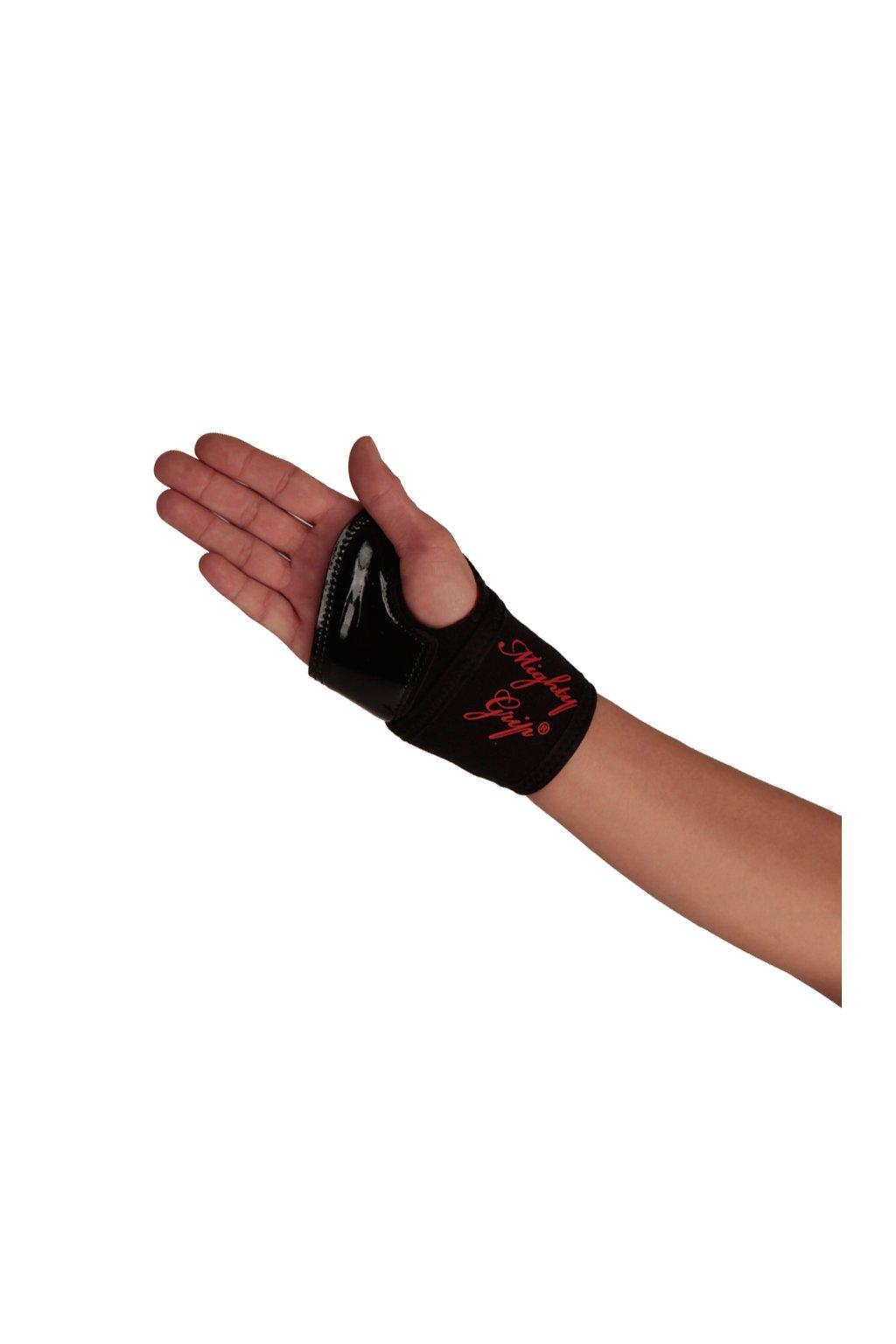 Podpora zápěstí a palce