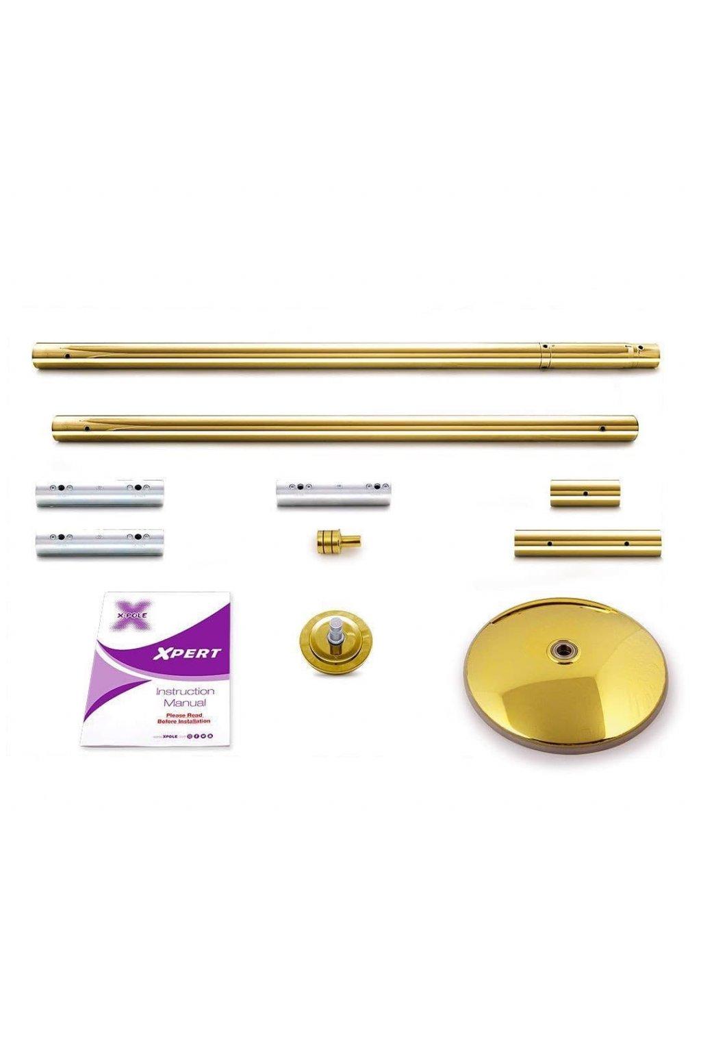 XPert 45mm Titanium Gold home set NXN45TG