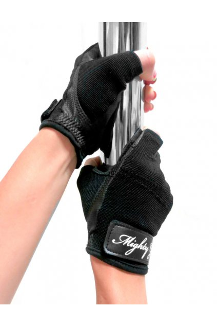 Mighty Grip Glove NonTack Black1 720x933