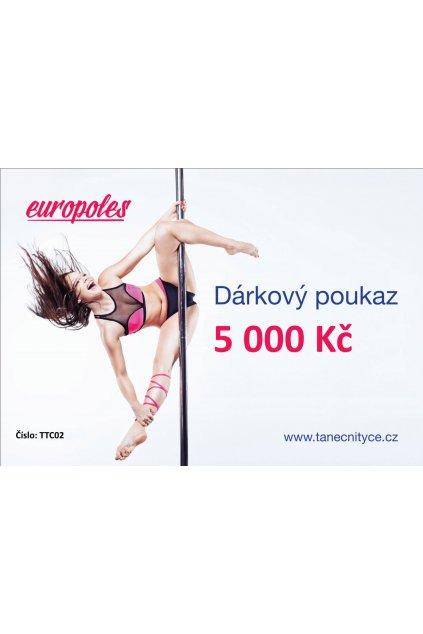 voucher kod 5000