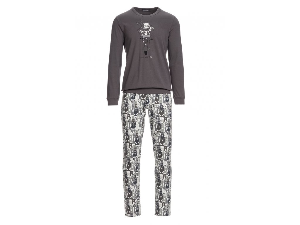 Pánské  pyžamo Merlyn 13532