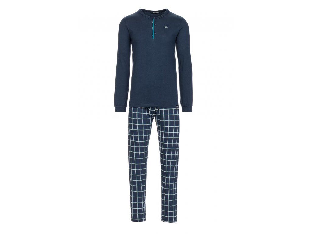Pánské pyžamo Anker 13626