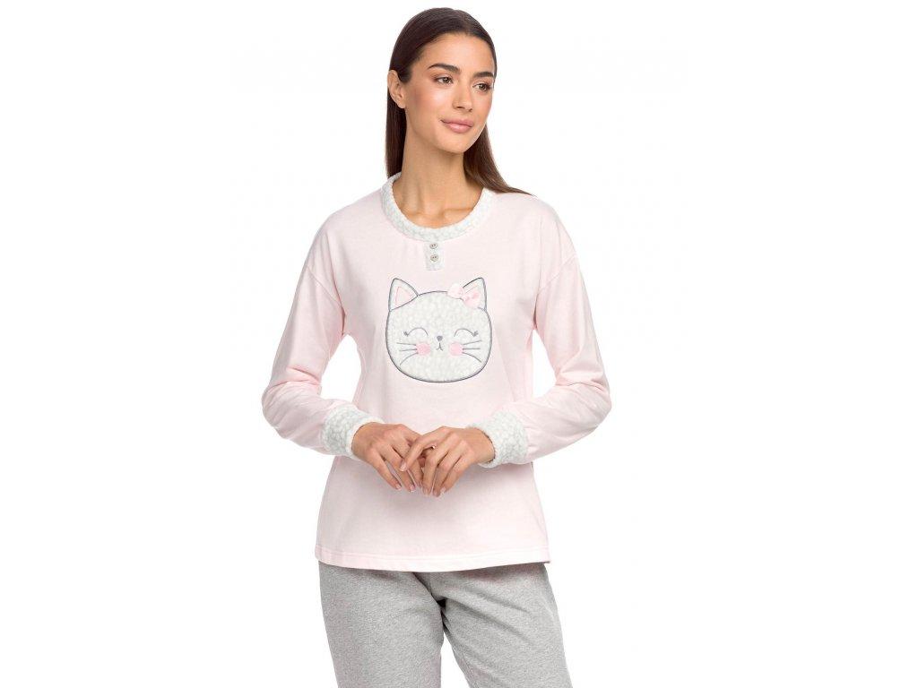 Dámské pyžamo VAMP 15236