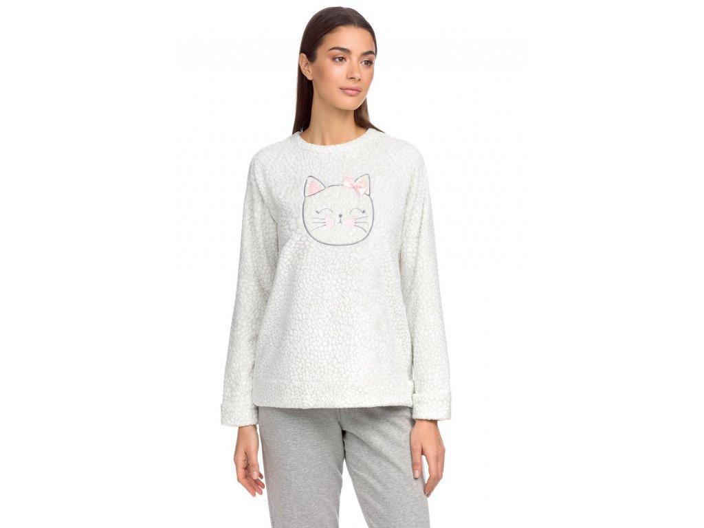 Dámské pyžamo VAMP 15234