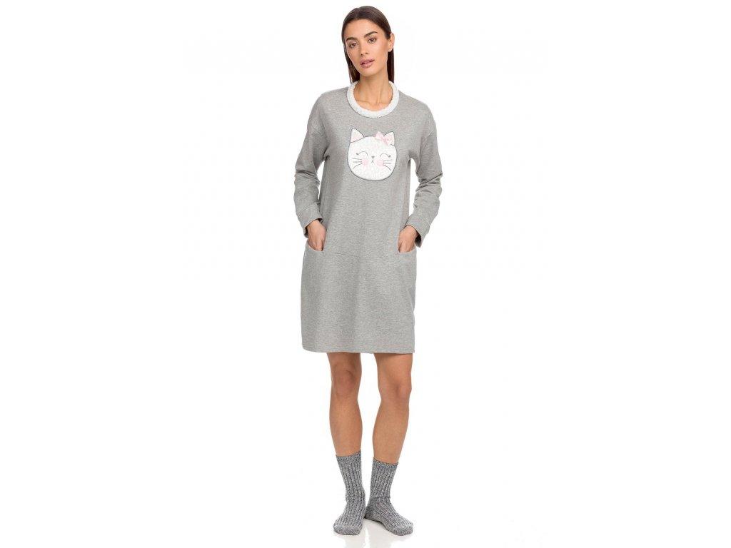 Noční košile VAMP 15235