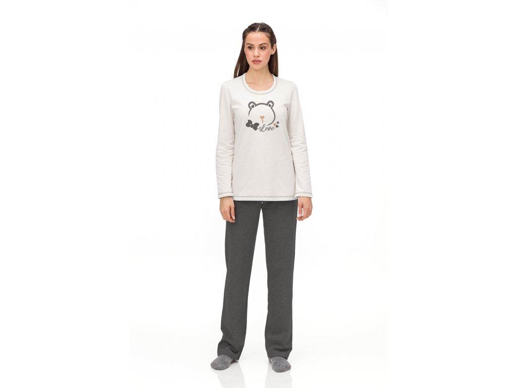 Dámské pyžamo VAMP 15393
