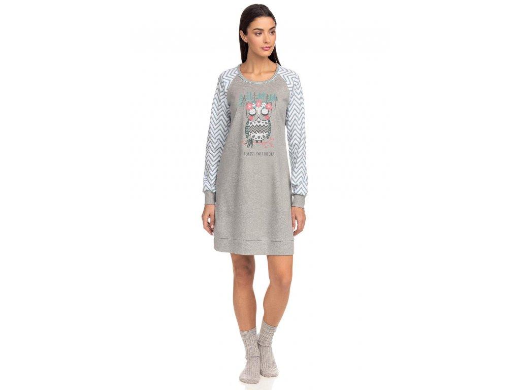 Dámská noční košile VAMP 15419