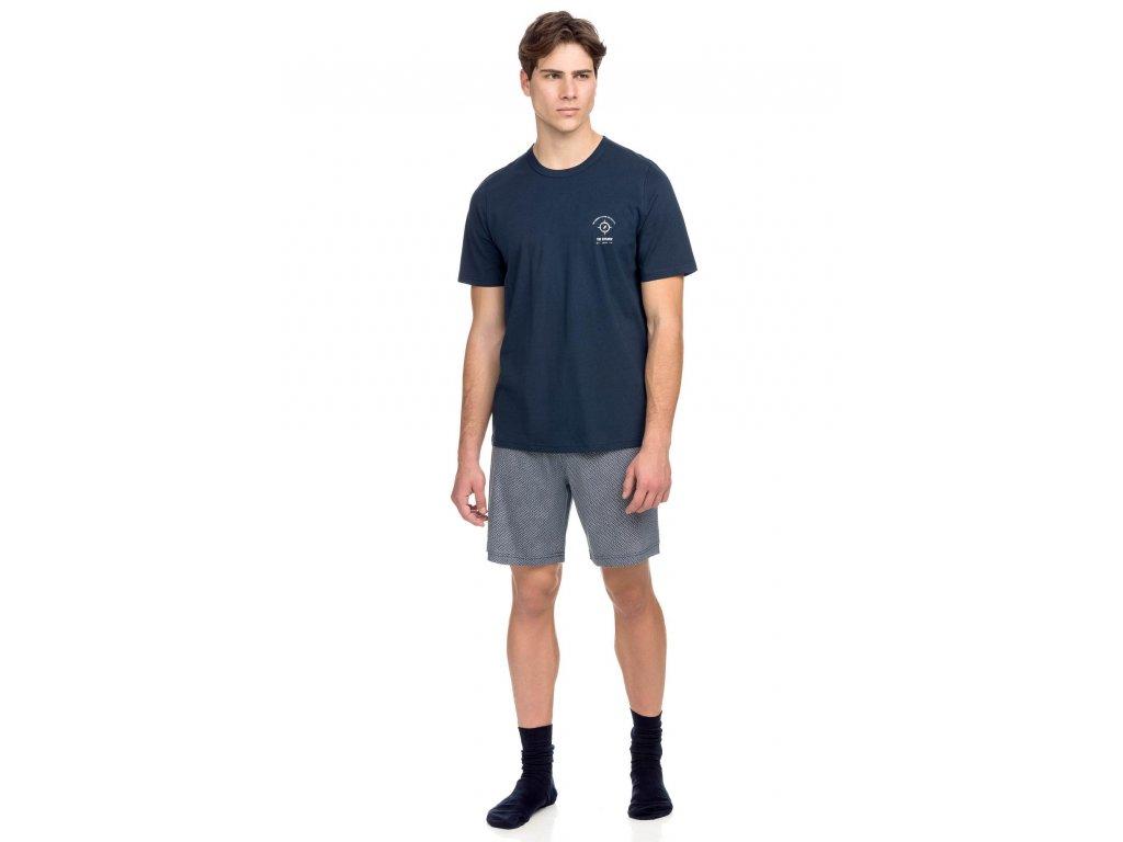Pánské pyžamo VAMP 15663