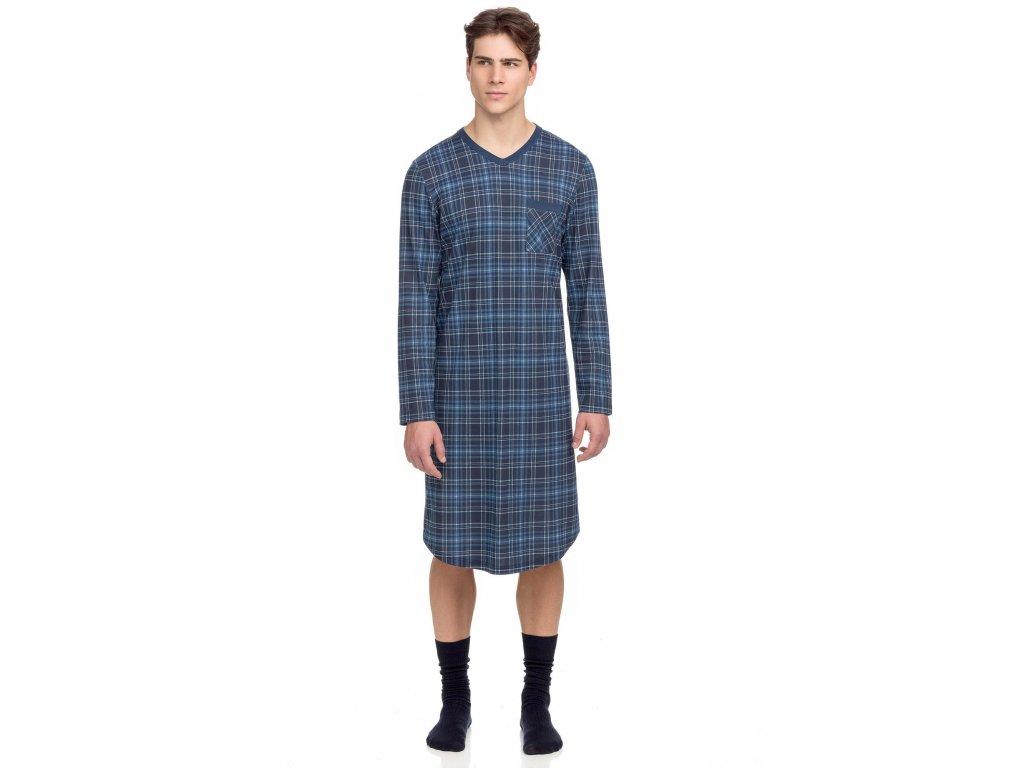 Pánská noční košile VAMP 15694