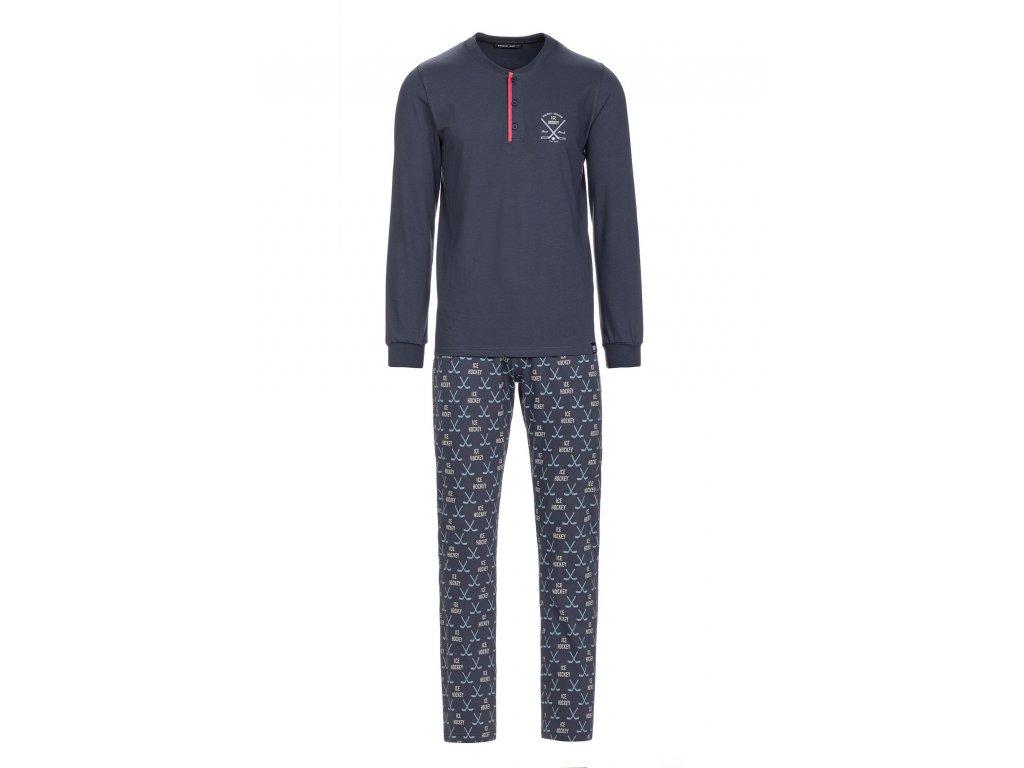 Pánské pyžamo Ennio 13691