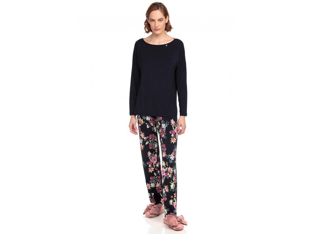 Dámské pyžamo VAMP 15111