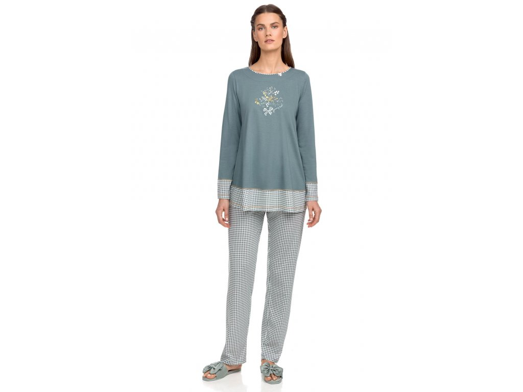 Dámské pyžamo VAMP 15035