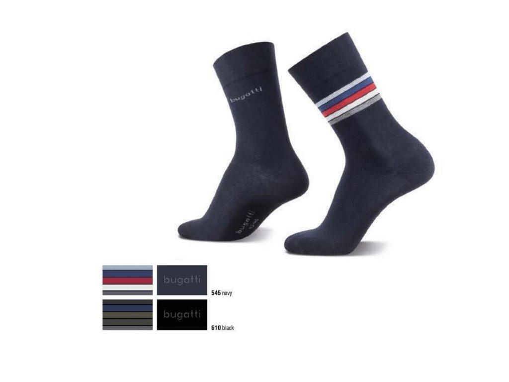 Pánské ponožky BUGATTI 6992