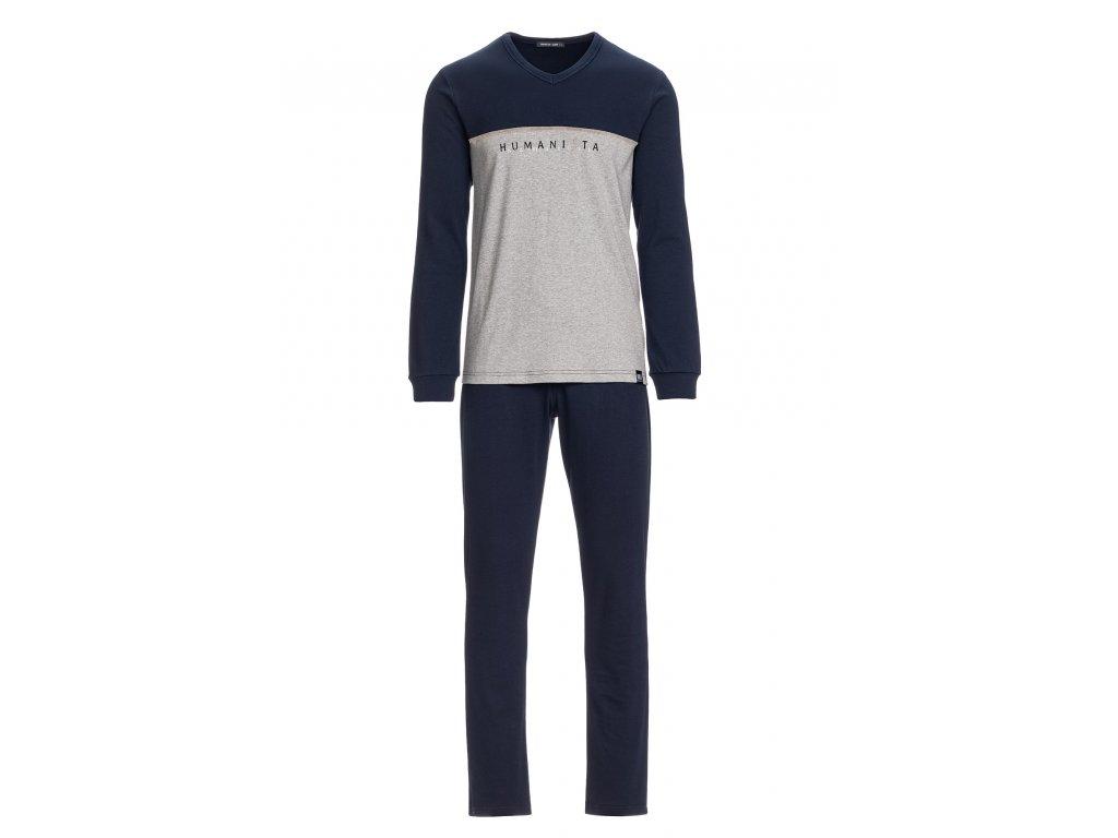Pánské pyžamo Kelby 13755