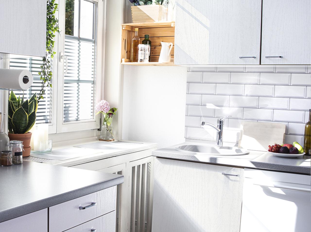 Upravte svou kuchyň pomocí d-c-fix