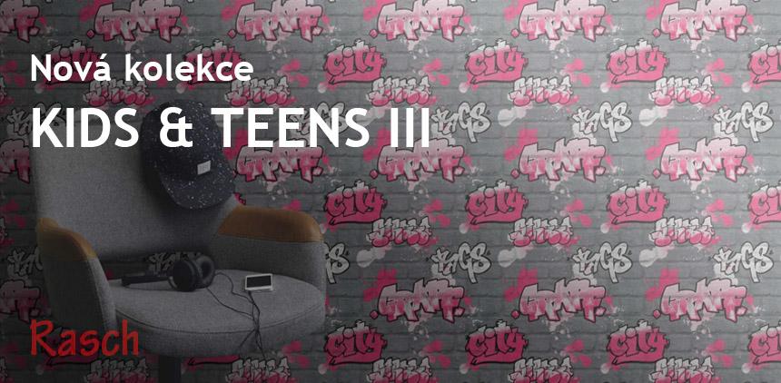 KIDS & TEENS III