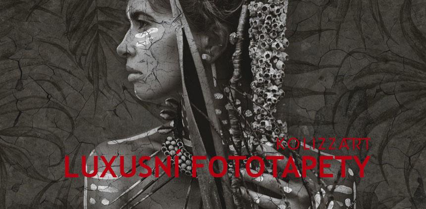 Luxusní fototapety Kolizzart. Vysoce kvalitní vlies