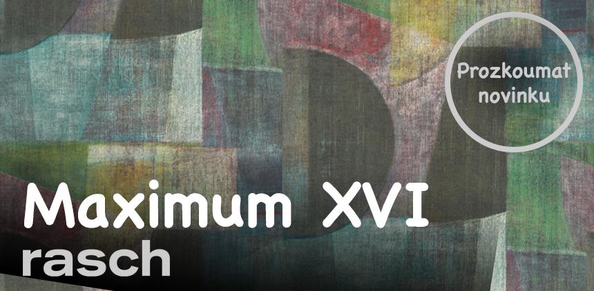 Tapety na zeď Rasch kolekce Maximum XVI