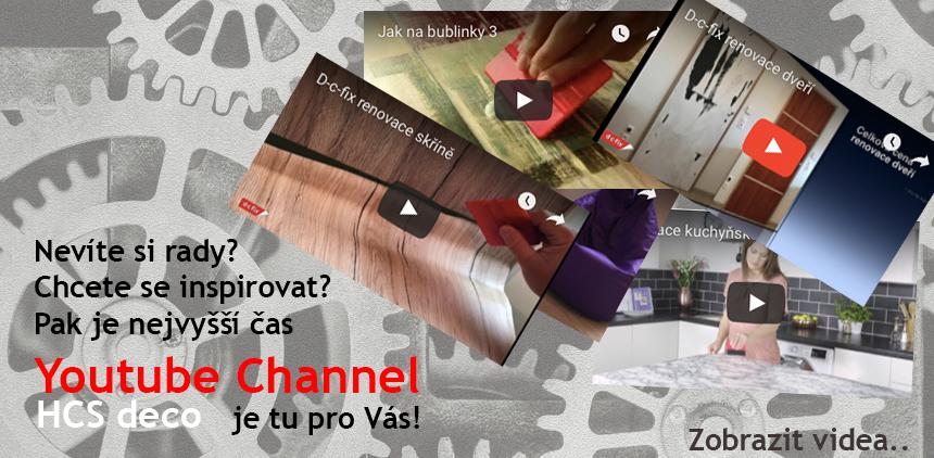 Youtube channel HCS deco