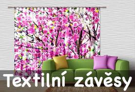 Textilní závěsy, dekorační, pro děti
