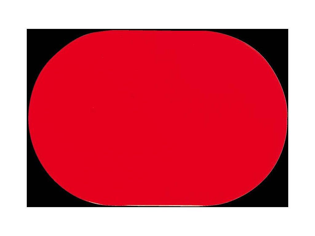 d-c-fix Prostírání uni červené 230-0675, 45 x 30 cm