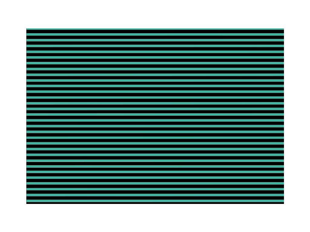 d-c-fix Prostírání  pruhy mint 2309009, 45 x 30 cm