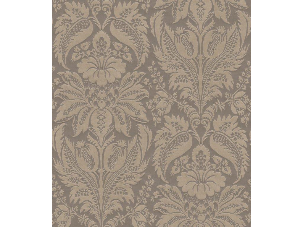Luxusní tapeta na zeď ETRO 517613, kolekce ETRO, styl klasický, květinový, 0,7 x 10,05 m