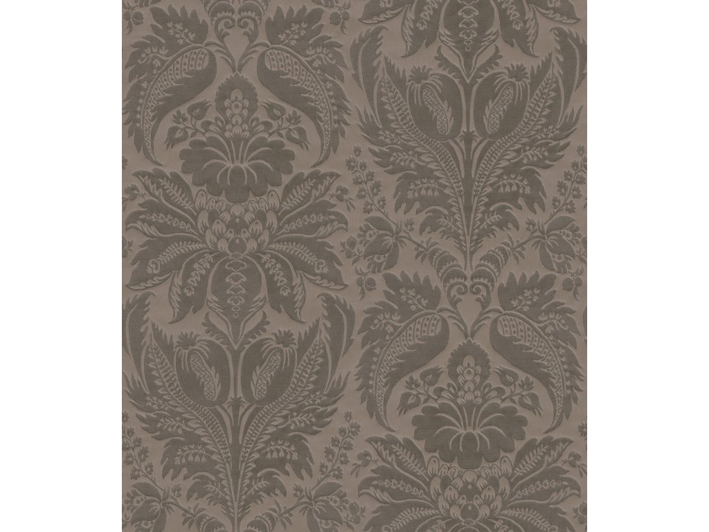 Luxusní tapeta na zeď ETRO 517620, kolekce ETRO, styl klasický, květinový, 0,7 x 10,05 m