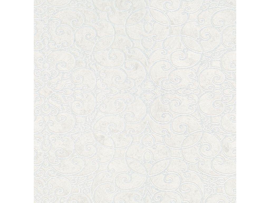 Vliesová tapeta na zeď Marburg 56818, kolekce Light Story Glamour, styl přírodní 0,53 x 10,05 m