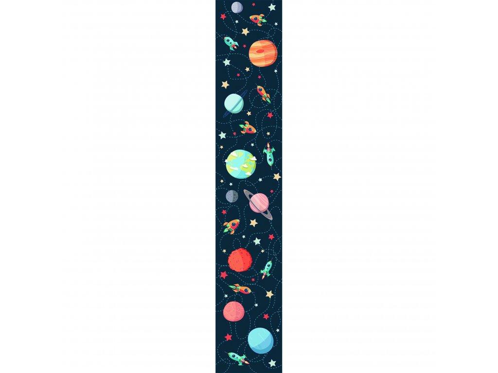Papírový panel Caselio 67189630, kolekce ACCENT, materiál papír, styl moderní 50 x 280 cm