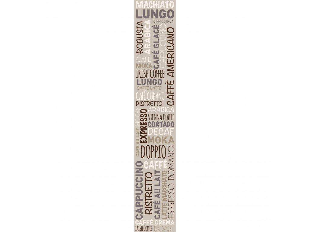 Vliesový panel Caselio 67071322, kolekce ACCENT, materiál vlies, styl moderní 50 x 280 cm