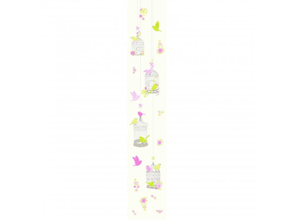 Vliesový panel Caselio 67074246, kolekce ACCENT, materiál vlies, styl moderní 50 x 280 cm