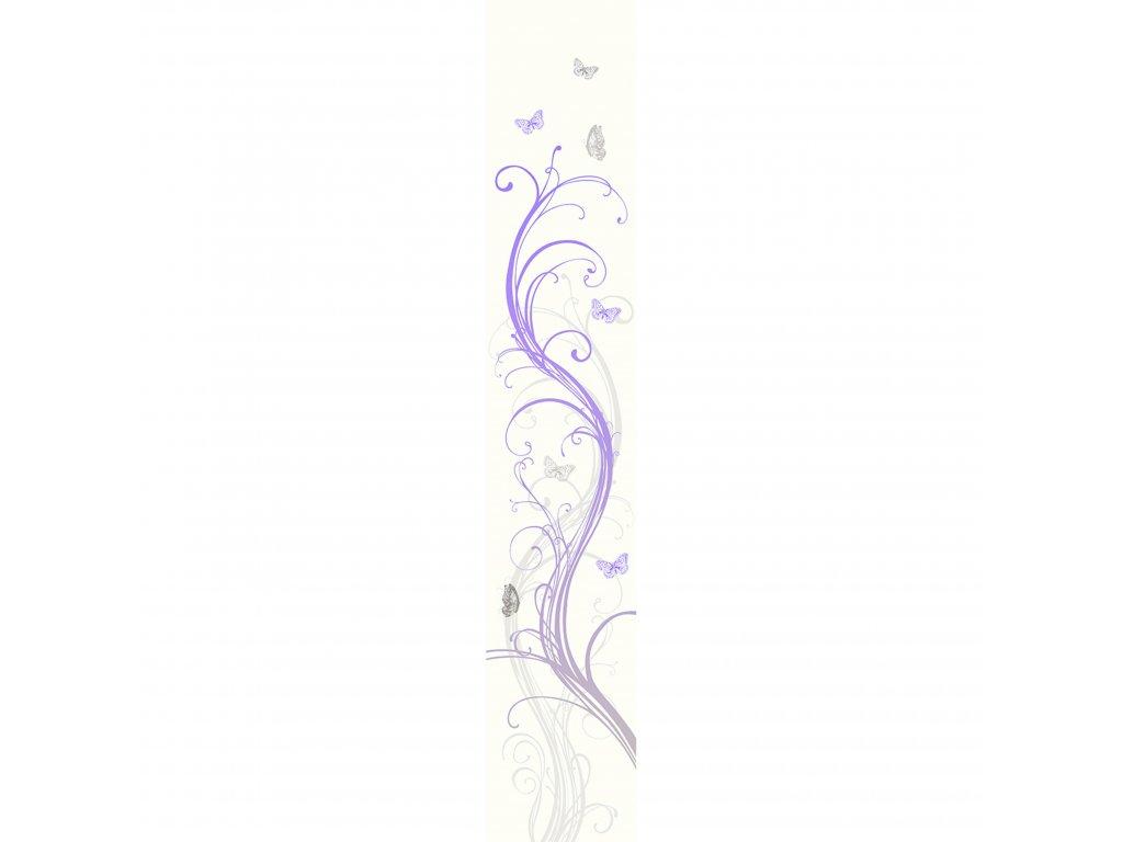 Vliesový panel Caselio 67075240, kolekce ACCENT, materiál vlies, styl moderní 50 x 280 cm