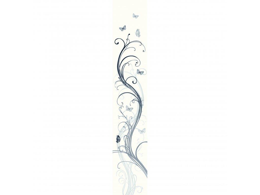 Vliesový panel Caselio 67079011, kolekce ACCENT, materiál vlies, styl moderní 50 x 280 cm