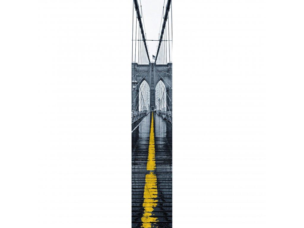Vliesový panel Caselio 67079029, kolekce ACCENT, materiál vlies, styl moderní 50 x 280 cm